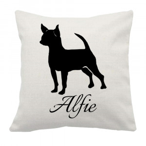 Personalised Chihuahua Cushion