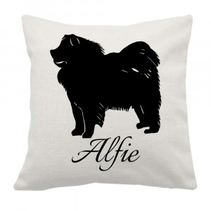 Personalised Chow Chow Cushion