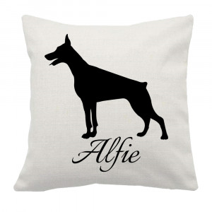 Personalised Doberman...