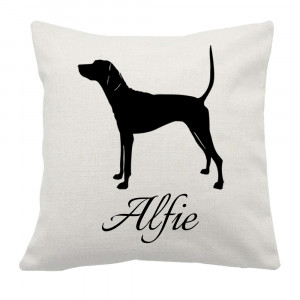 Personalised Pointer Cushion