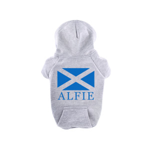 Grey Personalised Scotland...