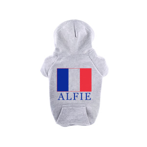 Grey Personalised French...