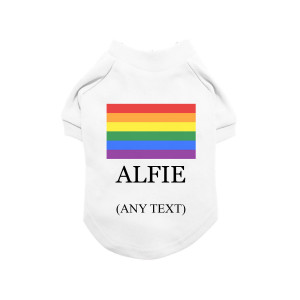 White Personalised LGBTQ...