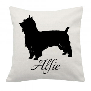 Personalised Silky Terrier...
