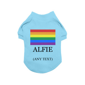 Blue Personalised LGBTQ...