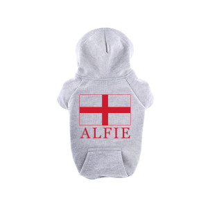 Grey Personalised England...
