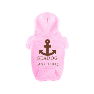 Pink Personalised Dog...