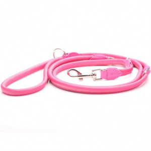 Adjustable Pink Rolled...