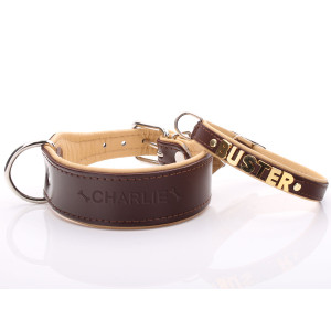 Handgemachtes Hundehalsband...