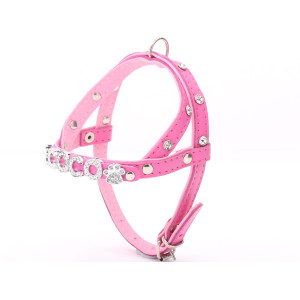 Crystalised Baby Pink...