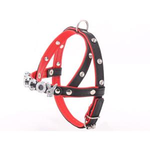 Crystalised Black & Red...