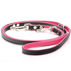 Adjustable Black & Pink...