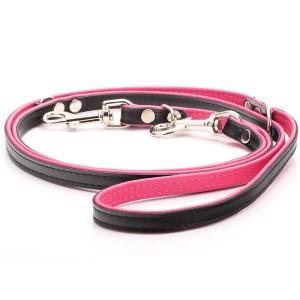 Adjustable Black & Pink...