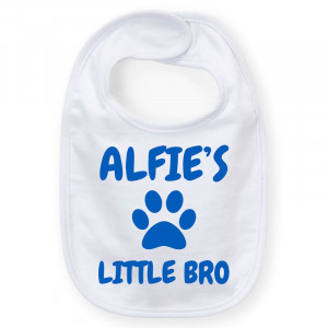 Personalised Baby Bib with...