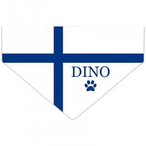 Personalised Finland Flag...