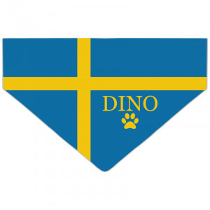 Personalised Sweden Flag...