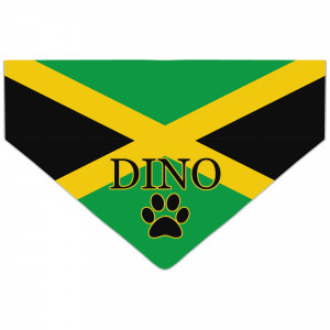 Personalised Jamaica Flag...