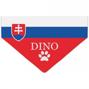 Personalised Slovakia Flag...