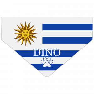 Personalised Uruguay Flag...
