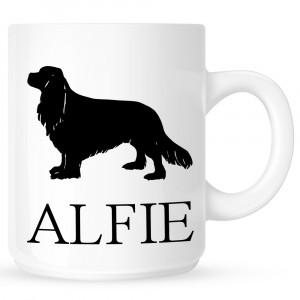 Personalised Cavalier King Charles Spaniel Coffe Mug
