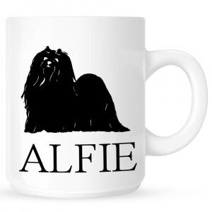 Personalised Maltese Coffe Mug