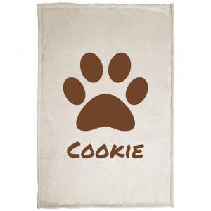 Personalized Doggie Blanket...