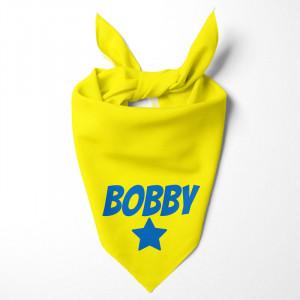 Personalised Yellow Dog...