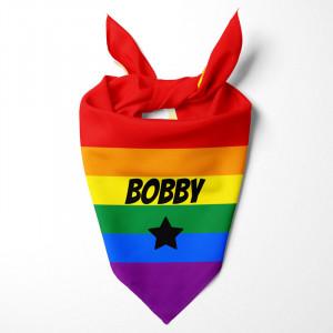 Personalised Rainbow LBGTQ...