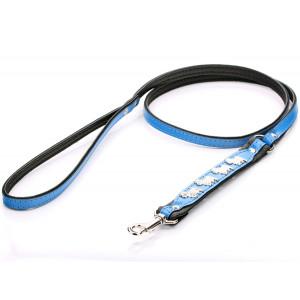 Blue Westie Dog Lead
