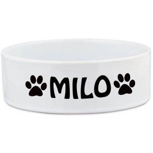Personalised Dog Bowl with...