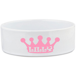 Royal Dog Bowl