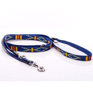 Navy Blue Aztec Pattern...