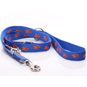 Blue Paw Print Adjustable...
