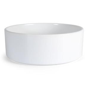 Ceramic Dog Bowl (Plain)
