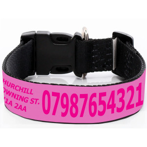 Extra Wide Adjustable Pink...