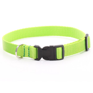 Adjustable Lime Green Dog...