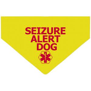 Seizure Alert Dog Bandana