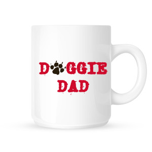 Doggie Dad Coffee Mug