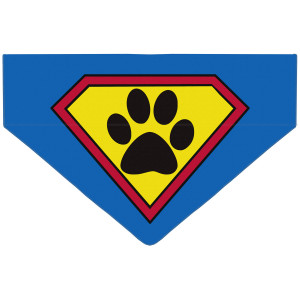 Super Dog Bandana