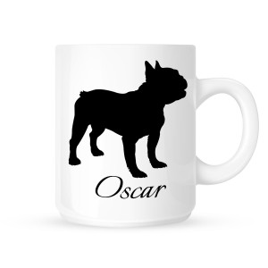 Personalised French Bulldog...