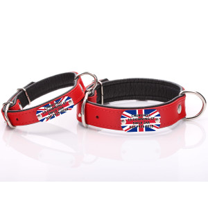 Genuine Leather Dog Collar...
